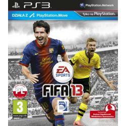 FIFA 13 PL (PS3) NOWA FOLIA !!!