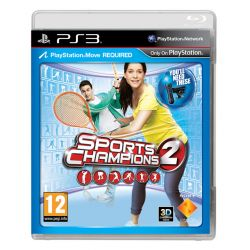 Sports Champions 2 Multi PL (PS3) NOWA FOLIA !!!