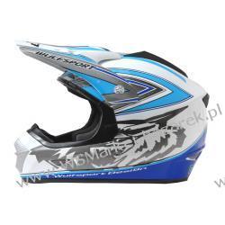 Profesjonalny kask firmy WULFSPORT - model 2009 FLITE