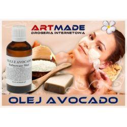 Olej z Avocado 100% 50ml rafinowany do masażu