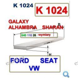 Filtr Kabiny Przeciwpyłowy GALAXY ALHAMBRA SHARAN odpowiednik K 1024