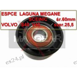 ROLKA napinacz paska klinowego ESPACE LAGUNA MEGANE SCENIC Volvo 21307