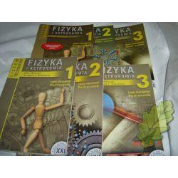 6 * Fizyka i Astronomia Podręcznik + Zbiór 1,2,3