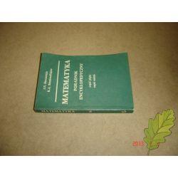MATEMATYKA - PORADNIK ENCYKLOPEDYCZNY część 5 i 6