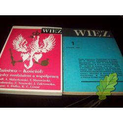 Więź nr 1 (styczen 1983) Więź (czerwiec 1993-6)