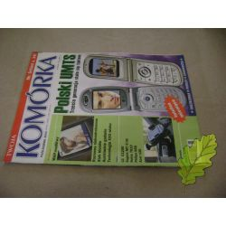 Twoja Komórka Nr 10/2004 Polski UMTS, LG C1200,