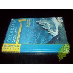 Geografia 1 - Wojciech Wiecki - Podręcznik