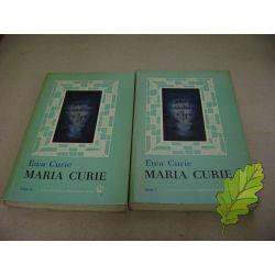 Curie Ewa - Maria Curie Tom I i II