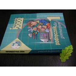 Informatyka 2000 kl. 1 gimnazjum - podręcznik