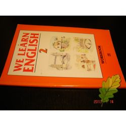 We learn english workbook 2