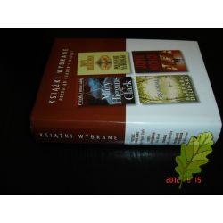 Książki wybrane Clark,Delinsky,Hillerman...