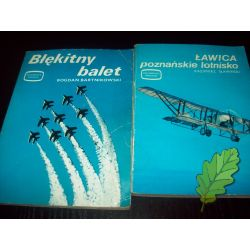 Ławica + Błękitny balet - Miniatury Lotnicze