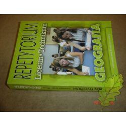 REPETYTORIUM GEOGRAFIA LIC/TECH ZIELONA SOWA