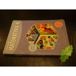 MATEMATYKA 4 Podręcznik Matematyka z Plusem