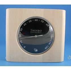 SAUNA Termometr SaunaSet /black/