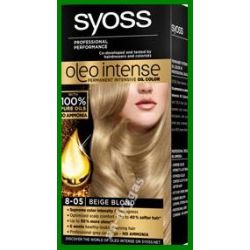Syoss farba oleo 8-05 bezowy blond