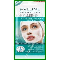 Eveline Bio Hyaluron 4D Maseczka przeciw zmarszczk