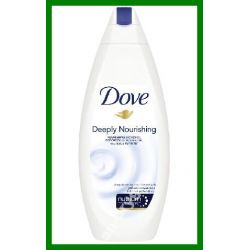 Dove Deeply Nourishing zel pod prysznic odzywczy 2