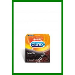 Durex Prezerwatywy Arouser 3 szt
