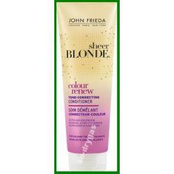 John Frieda Blonde Odzywka przeciw zolknieciu
