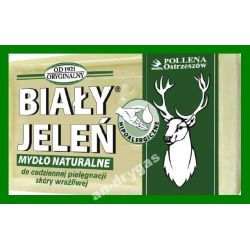 Bialy Jelen Mydlo hipoalergiczne naturalne 150g