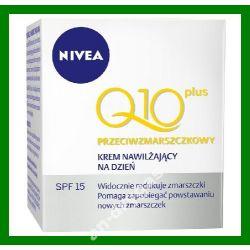 NIVEA VISAGE Q10 Krem przeciwzmarszczkowy na dzien