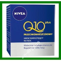 NIVEA VISAGE Q10 Krem Q10 PLUS na noc