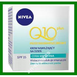 NIVEA VISAGE Q10 Krem przeciwzmarszczkowy Q10 PLUS