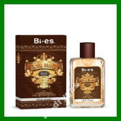 Bi-es Royal Brand Gold Plyn po goleniu