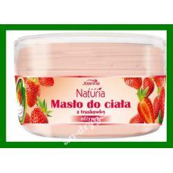 Joanna Naturia Maslo do ciala Truskawka