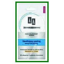 AA Technologia Wieku nawilzajacy Peeling enzymatyc