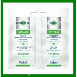 Farmona Dermacos Anti Acne Maseczka przeciwtradzik