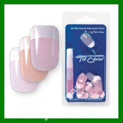 Top Choice Pielegnacja i zdobienie paznokci Sztucz