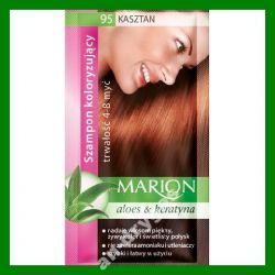 Marion Szampon koloryzujacy 4-8 myc nr 95 kasztan