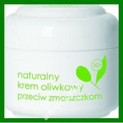 Ziaja Oliwkowa Naturalny krem oliwkowy przeciw zma