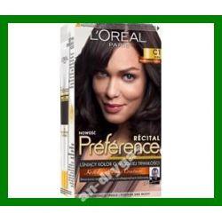 Loreal Farba Recital Preference C1 Wyrafinowany Ka