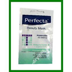 Dax Cosmetics Perfecta Maseczka oczyszczajaca do c