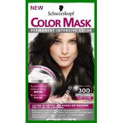 Schwarzkopf Color Mask Farba do wlosow Brazowa Cze