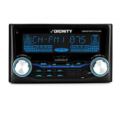 DIGNITY  RADIO SAMOCHODOWE MODEL HT-868 2 DIN