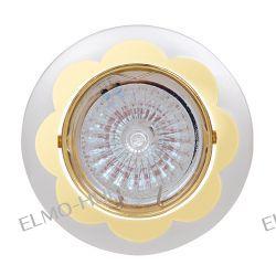 Sufitowa oprawa punktowa HL799 Pearl silver/golden