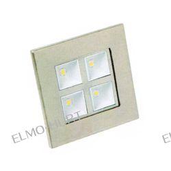 Sufitowa oprawa punktowa POWER LED HL680L 2700K
