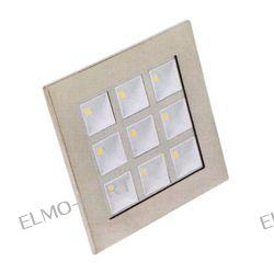 Sufitowa oprawa punktowa POWER LED HL681L 2700K