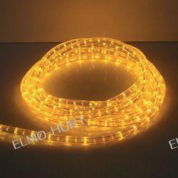 Wąż świetlny LED 2 Line Yellow