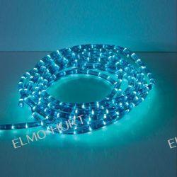 Wąż świetlny LED 2 Line Blue