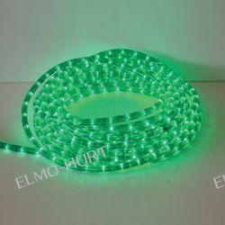 Wąż świetlny LED 2 Line Green