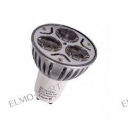 Żarówka LED 3W GU10 230V LED SUNELECTRO GU10 ciepłabiała 5906190098122