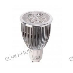 Żarówka LED 5W GU10 230V AC 5 LED SUNELECTRO ciepłabiała 5906190098160