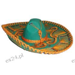 Sombrero meksykańskie
