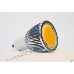 Żarówka LED GU10 COB5 COB 8W 504lm 230V Lumenmax