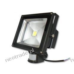 Naświetlacz LED 30W Z Czujnikiem Ruchu 2700lm Lumenmax